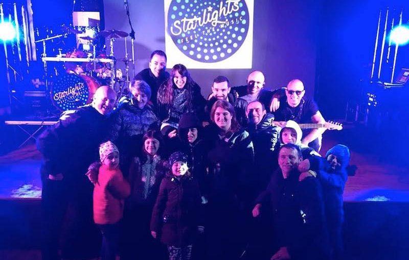 Starlights Band Pocapaglia 15 Aprile 2018
