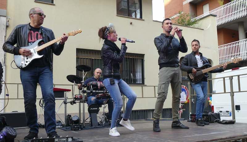 Starlights Band Torino Via Luini 1 Ottobre 2018
