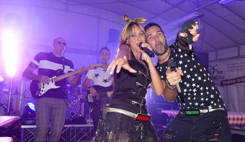 Starlights Band Villanova D'Asti 31 Agosto 2018