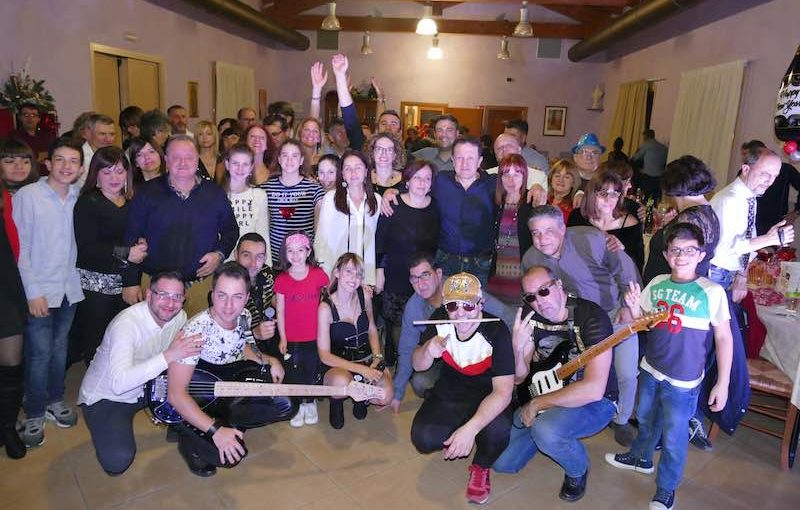Starlights Band Villanova Dasti 31 dicembre 2018